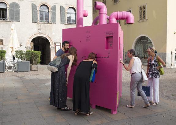 Pergine Festival sostiene la ricerca artistica sullo spazio urbano con un concorso