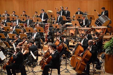 Concerto Orchestra Haydn 16-10-2012 Violino: Benjamin Schmid