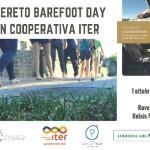 ROVERETO-BAREFOOT DAY CON COOPERATIVA ITER il1 ottobre 2016,Relais Mozart – Via Cittadella 41