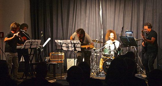 Sonata Islands quintet