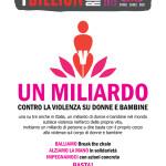 ONE BILLION RISING <br/> Un miliardo contro la violenza sulle donne