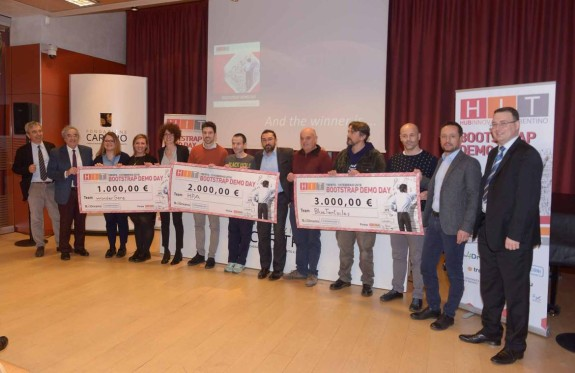 Bootstrap Demo Day 2018 hit Hub Innovazione Trentino