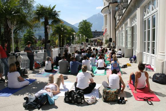 Yoga holistic european meeting merano 4 5 maggio 2013 for Azienda di soggiorno merano