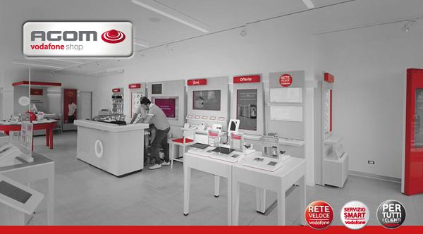 Agom Vodafone Trento