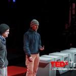 TEDxTrento: Mountainblog intervista Armin Holzer e Alessandro D'Emilia, gli highliner con il coraggio di osare