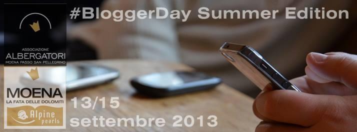 BloggerWEMoena Estate 2013 a Moena