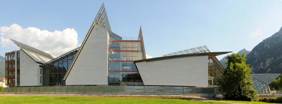 SEI MESI AL MUSE A luglio 2013 apre il nuovo museo delle scienze