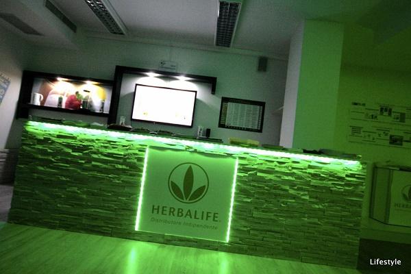herbalife trento