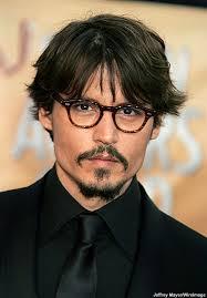 Johnny Depp indossa Oliver Peoples - Trento Blog a61df4b55e7e