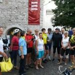 Da Roma a Bruxelles in bici: intervista a Lucia Bruni