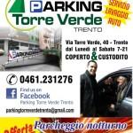 PARCHEGGI TRENTO CENTRO <br/> Il Parking Torre Verde ti aspetta