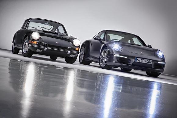 50 ANNI MA NON LI DIMOSTRA La Porsche 911