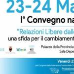 23 – 24 marzo – Convegno nazionale – Relazioni libere da violenze: una sfida per il cambiamento maschile