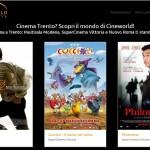 CINEWORLD TRENTO: online il nuovo sito internet