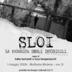 """A """"SLOI"""" IL PREMIO DEL PUBBLICO DEL FESTIVAL """"UN FILM PER LA PACE"""""""