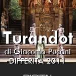 L'Opera al cinema: TURANDOT<br/>17 gennaio, Trento